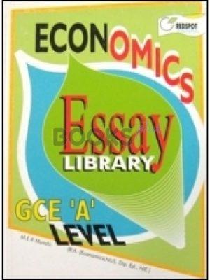 gce a level economics essay library