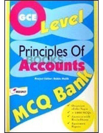 GCE O Level Principles of Accounting MCQ Bank