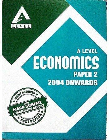 A Level Economics Paper 2 Unsolved Past Papers 2020