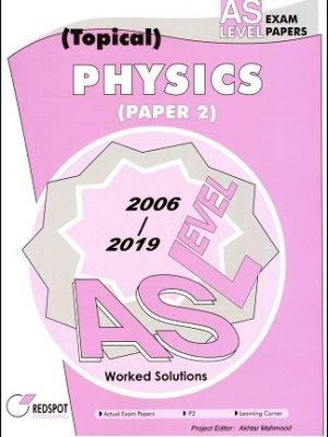 Redspot AS Level Physics P2 Topical 2020 Edition