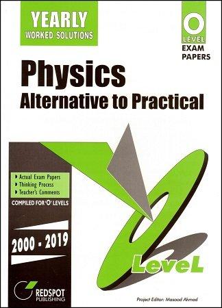 Redspot O Level Physics ATP Alternative To Practical 2020
