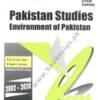 Redspot Pakistan Studies Geography Yearly 2021 Edition