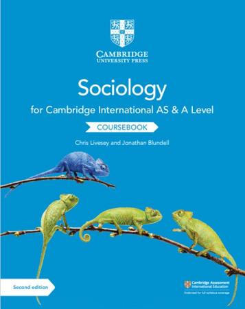 cambridge a level sociology coursebook 2nd edition