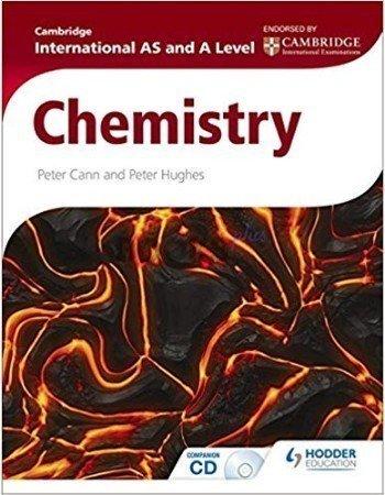 Cambridge International AS & A Level Chemistry Hodder Education Cann Hughes