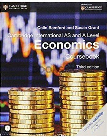 Cambridge International AS & A Level Economics Coursebook 3rd Edition Bamford Grant