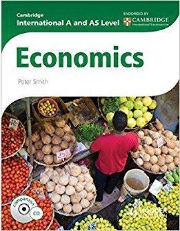 Cambridge International AS & A Level Economics Hodder Education Smith