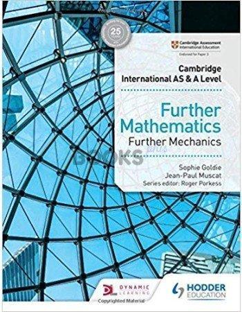 Cambridge International AS & A Level Further Mathematics Further Mechanics Muscat