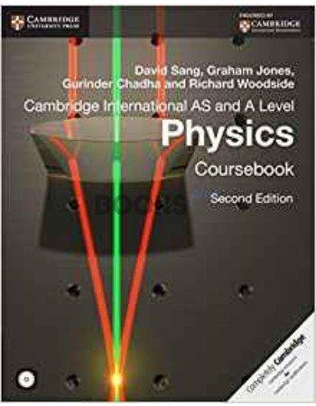 Cambridge International AS and A Level Physics Coursebook Sang Jones Chadha