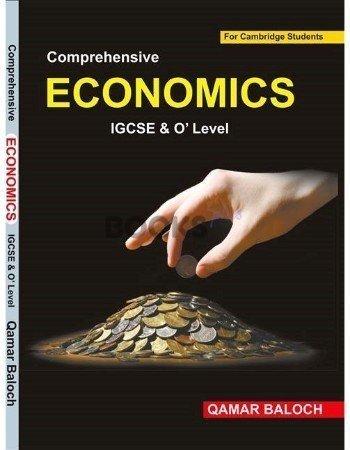 Comprehensive Economics IGCSE & O Level By Qamar Baloch