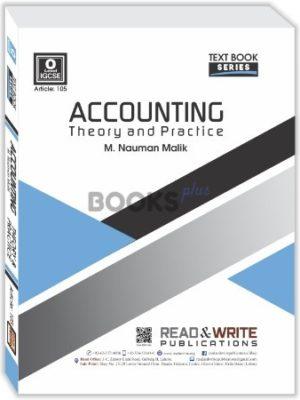 Accounting O Level Theory and Practice by Muhammad Nauman Malik