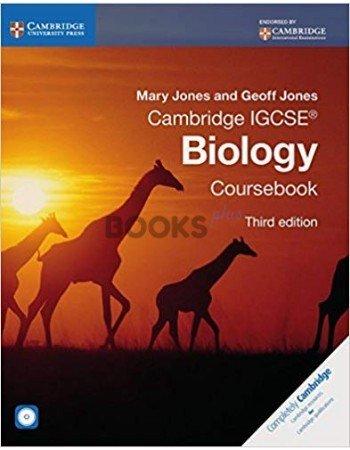 Cambridge IGCSE Biology Coursebook 3rd Edition
