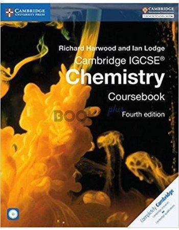 Cambridge IGCSE Chemistry Coursebook with CD 4th Edition harwood lodge