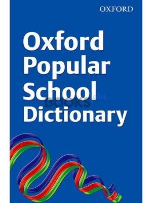 Oxford Popular School Dictionary Oxford University Press