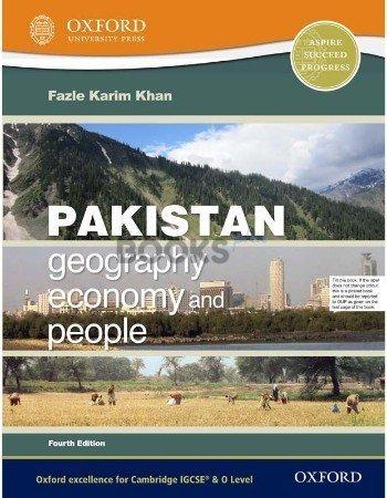 Pakistan Geography, Economy & People 4th Edition Oxford University Press