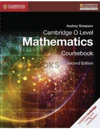 Cambridge O Level Mathematics Coursebook Second Edition