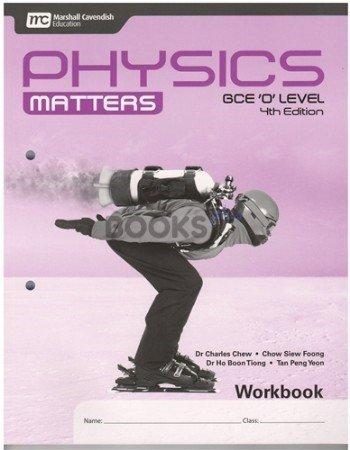 Physics Matters Workbook 4th edition Marshall Cavendish