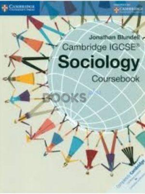 Cambridge IGCSE Sociology Coursebook
