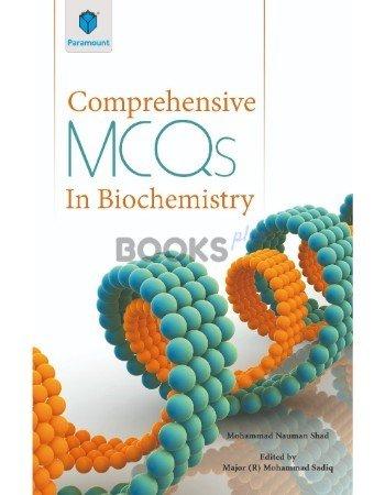 Comprehensive MCQ's in Biochemistry paramount