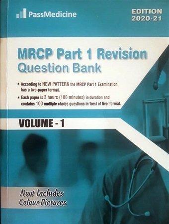 Passmedicine MRCP Part 1 Revision Qbank 2020 2021 7 Book Set