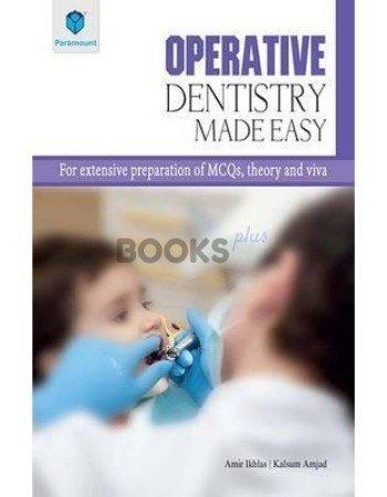 Operative Dentistry Made Easy paramount