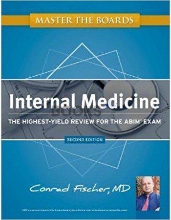 Master the Boards Internal Medicine 2nd Edition By Conrad Fischer