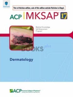 ACP MKSAP 17 Dermatology paramount