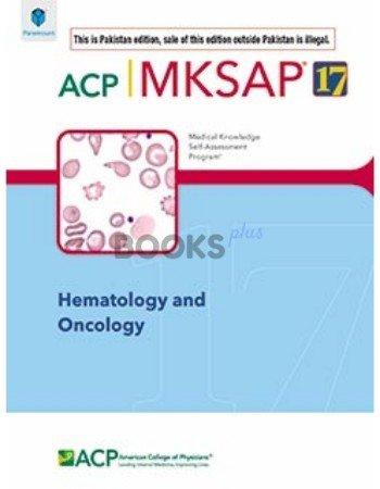 ACP MKSAP 17 Hematology and Oncology paramount