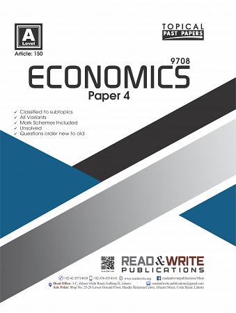 150 Classified Economics A2 level P4 by Imran Latif