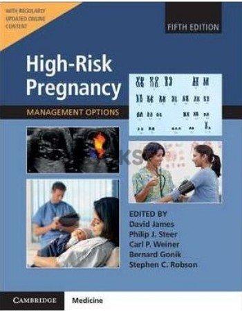 High Risk Pregnancy 5th Editon