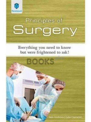 Principles of Surgery sam andrews luke cascarini paramount