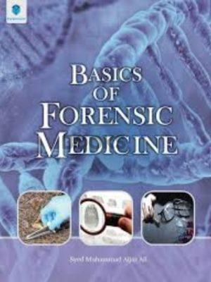 Basics of Forensic Medicine