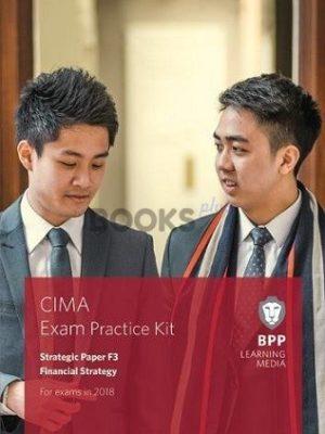 bpp cima f3 financial strategy exam practice kit 2018
