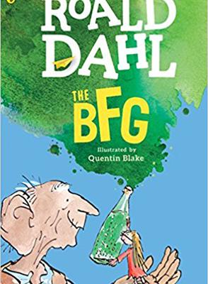 The BFG Roald Dahl