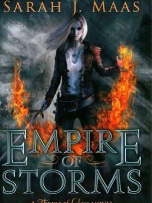 Empire of Storms Sarah J. Maas
