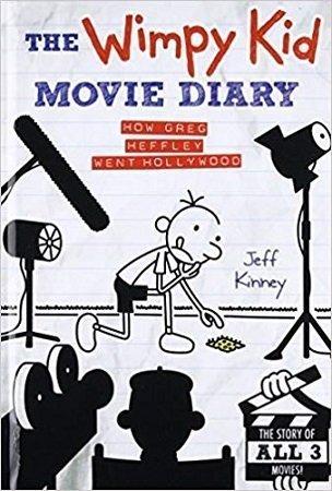 Diary of a Wimpy Kid Movie Diary