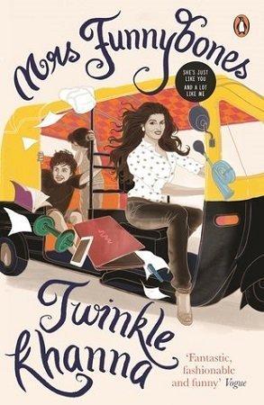 Mrs Funny Bones by Twinkle Khanna