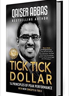Tick Tick Dollar by Qaiser Abbas