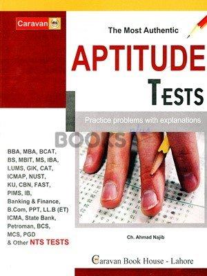 Aptitude Tests by Ch Ahmad Najib Caravan