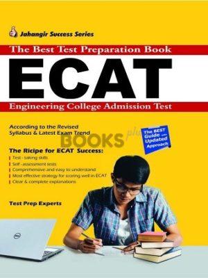 ECAT Test Prep Experts Jahangir Success Series