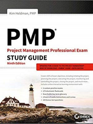 PMP Exam Study Guide 9th Edition
