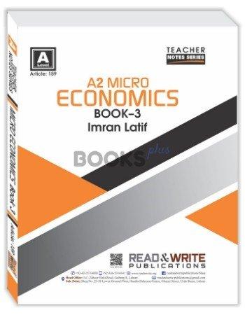 Micro Economics Book 3 A2 Level Notes Imran Latif
