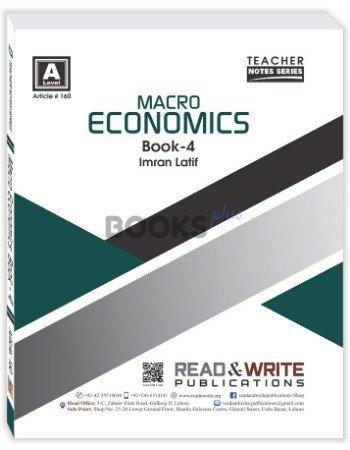 Macro Economics Book0 4 A2 Level Notes Imran Latif