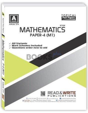 Mathematics A Level P4 M1 Topical
