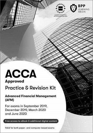 BPP ACCA AFM P4 Revision Kit 2020