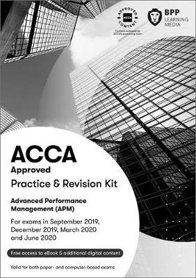 BPP ACCA P5 Advanced Performance Management APM 2020