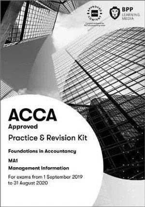 BPP FIA MA1 Revision Kit