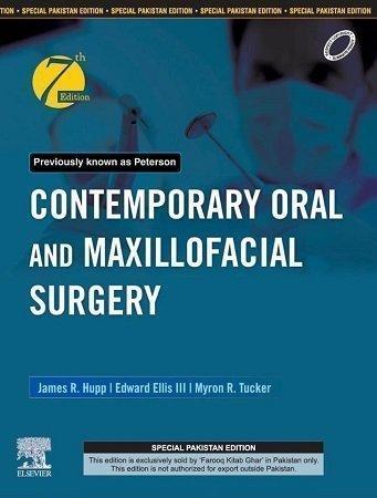 Contemporary Oral and Maxillofacial Surgery Tucker 7th Edition