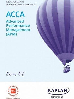 Kaplan ACCA APM P5 Exam Kit 2021