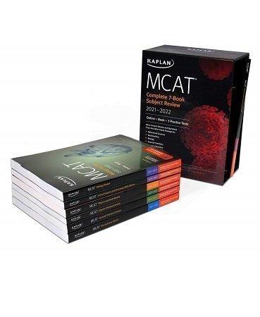 Kaplan MCAT 2021-2022