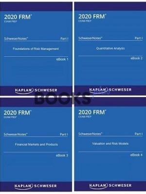 Kaplan Schweser FRM Part 1 2020